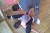 Ashtanga Yoga Mysore_Asanas Adjustment Session-Jan2013