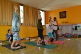 Ashtanga Yoga Mysore_Asanas Adjustment Session-Mar2013