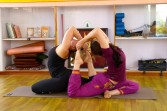 Ashtanga Yoga Mysore_Asanas Adjustment Session_Mar2014
