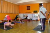 Ashtanga Yoga Mysore_Asanas Teaching Session-Mar2013