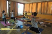 Ashtanga Yoga Mysore_Practice session